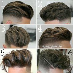 Gorgeous Men's Hairstyles And Haircuts. Hairstyles Haircuts, Haircuts For Men, Latest Hairstyles, Haircut Men, Hair And Beard Styles, Short Hair Styles, Pompadour, Men's Grooming, Cut And Style