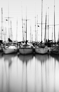 Boats.
