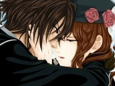 Shin y Eroine (anime amnesia)