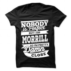 MORRILL-the-awesome - #plaid shirt #sweaters for fall. WANT THIS  => https://www.sunfrog.com/Names/MORRILL-the-awesome-91947822-Guys.html?id=60505