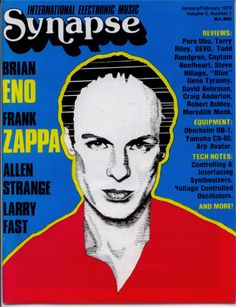 Eno - Synapse Magazine