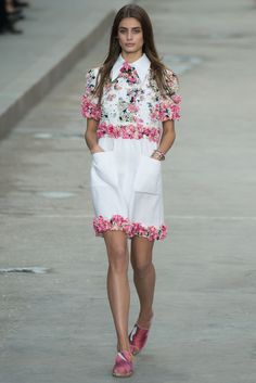 What K Loves - Chanel, SS15