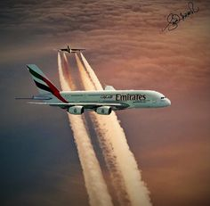 Emirates Airline, My Happy Place, Airplanes, Aviation, Aircraft, Porn, Cool Stuff To Buy, Airplane, Planes