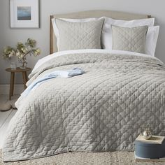 Annecy Collection | New In | Bedroom | The White Company UK