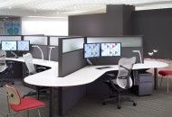 Herman Miller - Canvas: Systems, Partitions, and Cubicles