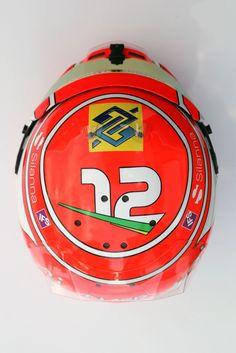 2016 #F1 Season Gear for Pilot Felipe Nasr of #SauberF1Team #FelipeNasr #Formula1