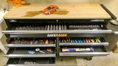 52 Inch Husky Tool Chest | View whatisthatsound's discussions View all 23 replies