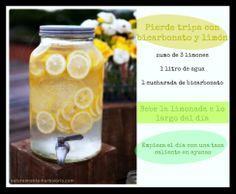 Esta #receta de agua de #limón con bicarbonato, es sencilla y efectiva. Genera una solución alcalina que ayuda a nuestra sangre a que se alcalinice, sobre todo en las personas enfermas que en general tienen una sangre acida.