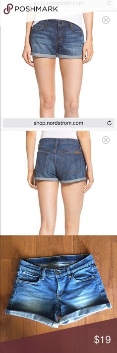Joes denim shorts. Size 26 Joes denim shorts. Size 26 Joe's Jeans Shorts Jean Shorts