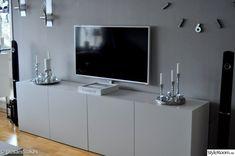 Deco, Ikea, Flat Screen, Living Room, Beautiful, Deko, Decorating, Flatscreen, Sitting Rooms