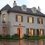 home exteriors - French Chateau  French chateau