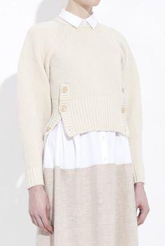 honest by bruno pieters sweater