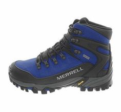 Merrell Mens Zermatt Sport Mid Gore-tex Sports Trekking Shoes Hiking Shoes #Merrell #AthleticSneakers