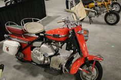 OldMotoDude: 1962 Cushman Super Eagle sold for $5,500 at the 20...