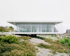 Completed in 2017 in Sweden. Images by Per Nadén. West of Gothenburg lies Sweden's fourth biggest island – Hisingen. Travelling from the centre of Gothenburg towards the western side of Hisingen, you...