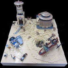 Toys R Us box model #flickr #LEGO #StarWars