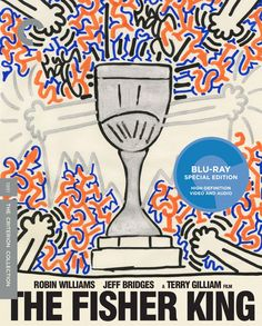 The Fisher King - Blu-Ray (Criterion Region A) Release Date: June 23, 2015 (Amazon U.S.)
