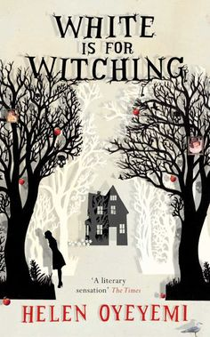 White is for Witching, by Helen Oyeyemi, cover design by Katie Tooke. Book Cover Art, Book Cover Design, Book Art, Good Books, Books To Read, My Books, Amazing Books, Dark And Twisty, Buch Design
