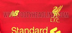 Primeras imágenes de la camiseta del Liverpool 2016-17
