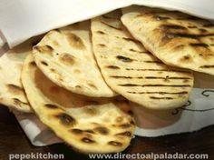Los piadine. Receta de panecillos italianos sin levadura