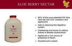 Cranberry Apple Juice, Forever Aloe Berry Nectar, Forever Living Aloe Vera, Forever Living Products, Aloe Vera Gel, Health Benefits, Berries, Pure Products, Things To Sell