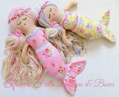 Матрешки и цветочные куклы из Австралии - 22 Сентября 2016 - Кукла Тильда. Всё о Тильде, выкройки, мастер-классы.