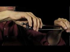 Cello Lesson: A Relaxed Bow Hold--Tension Be Gone! - YouTube