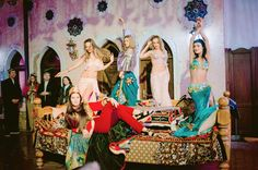 Film wedding photography - День Рождения Милены Якубовской в Самарканде