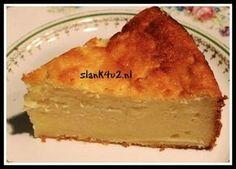 Kokos cheesecake met ricotta – Slank4U2