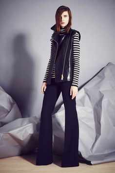 Bouchra Jarrar Fall/Winter 2014 Trunkshow Look 1 on Moda Operandi Live Fashion, Passion For Fashion, Fashion Show, Fashion Outfits, Womens Fashion, Fashion Design, Paris Fashion, Bouchra Jarrar, Fall Winter 2014