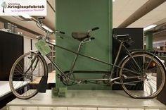 Vintage Tandem. Ontzettend gave tandem voor gebruik of misschien voor de creabea's ter decoratie? #kringloopfabriek
