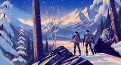 Field and Stream First Hunt by BrianEdwardMiller on DeviantArt