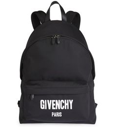 logo-print backpack - Black Givenchy Cheap Sale Clearance Store Zk3sYg295
