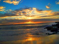 Club mykonos sunset out in Langebaan South Africa 🌍