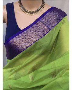 Saree Blouse Neck Designs, Saree Blouse Patterns, Trendy Sarees, Stylish Sarees, Cutwork Saree, Formal Saree, Saree Trends, Saree Models, Saree Look