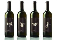 wine critter #packaging for all our #wine loving peeps. PD #winewednesday