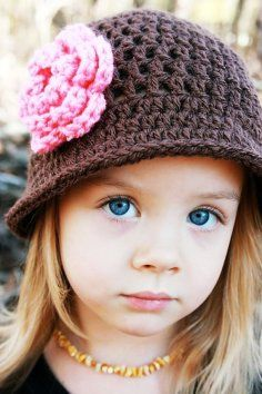 Crochet Caps Collection for Girls | Trendy Mods.Com