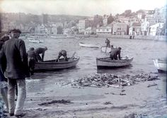 See related links to what you are looking for. Cornwall Beaches, Cornwall Coast, St Ives Cornwall, Cornwall England, Old Photos, Vintage Photos, Things To Do In Cornwall, Scilly Isles, Historical Pictures