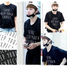 KPOP BTS Tshirt Bangtan Boys Suga Seoul Keep Youth Expect Print Fashion T-Shirt Cotton Short Sleeve Tee