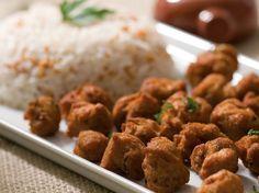 Cantinho Vegetariano: Torresmo de Soja (vegana)