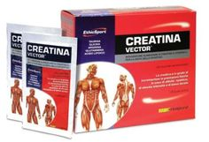 Integratore per Ciclismo EthicSport Creatina Vector - Store For Cycling