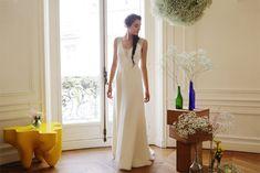 Amarildine - Robes de mariée - Collection 2016 | Modèle :  Epure |Donne-moi ta main - Blog mariage