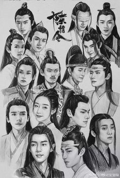 Best Dramas, The Grandmaster, Drama Movies, Live Action, Actors & Actresses, Fangirl, Anime Art, Sketches, Fantasy