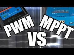 Solar-Laderegler  MPPT vs PWM - Wer bringt den HÖHEREN ERTRAG ?