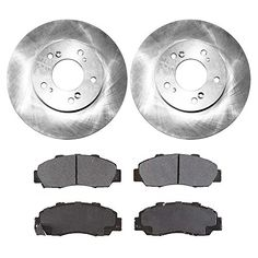 Prime Choice Auto Parts RSMK4298-4298-503-2-4 Front Metallic Brake Pads And Disc Rotors Complete Kit #Prime #Choice #Auto #Parts #RSMK #Front #Metallic #Brake #Pads #Disc #Rotors #Complete