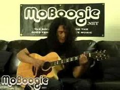 """GEOFF WEERS of The EXPENDABLES -- """"WELLS"""" in the Moboogie Loft 5-15-07"""
