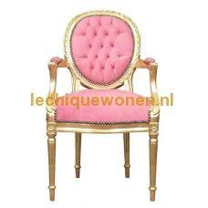 Barok  medaillon de paris maison gold rose