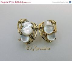 50 Christmas Gift SALE Vintage Jewelry Mother of by DLSpecialties, $14.50