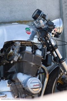 Laverda | Motorcycle Photo Of The Day