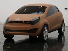 OG | 2011 Kia Rio Mk3 | Scale model